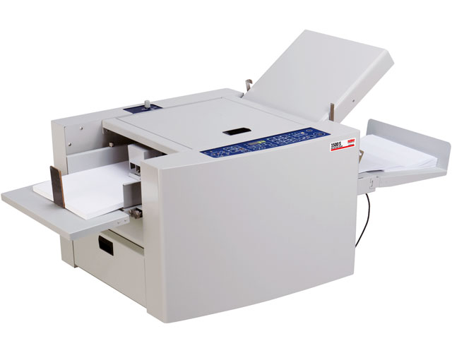 MBM 1500S Automatic Programmable Paper Folder